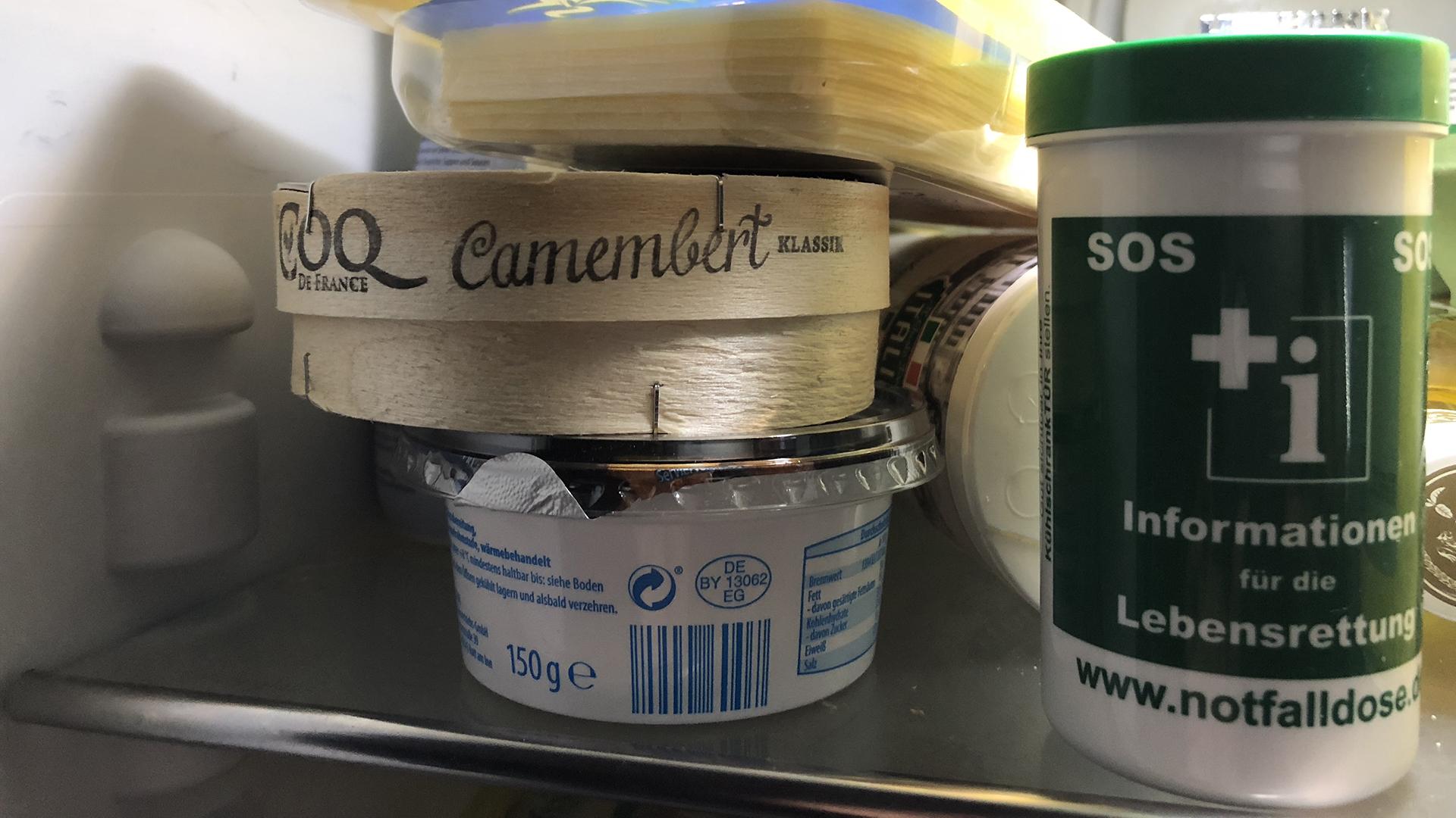 Kühlschrank Dose : Eine dose die leben retten kann stadt wolfenbüttel