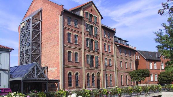 """die """"Schünemann'sche Mühle"""", Gästehaus der Bundesakademie für kulturelle Bildung"""