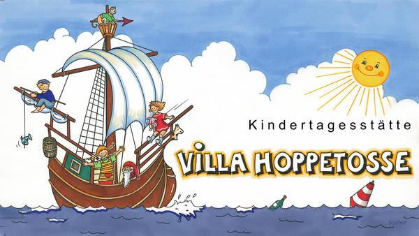 Kita Kleine Breite Villa Hoppetosse