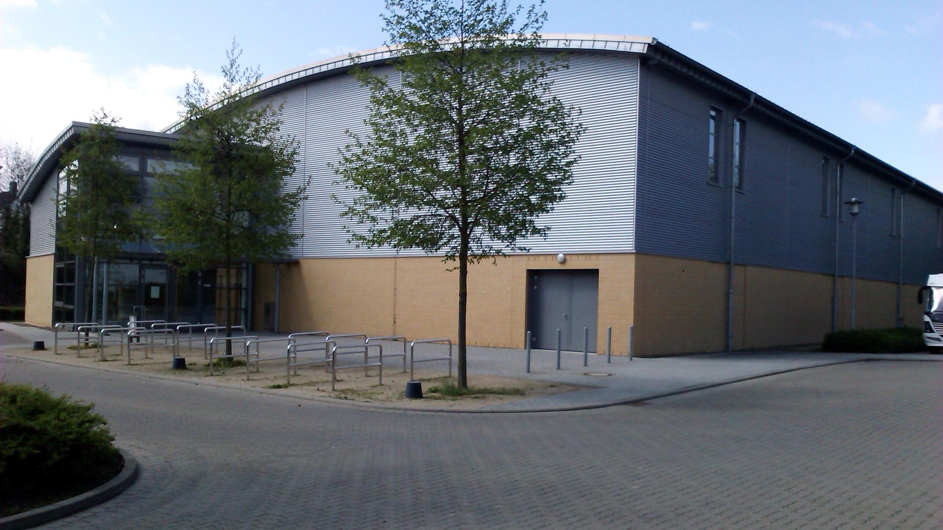 Doppelsporthalle Gymnasium im Schloss / Stadt Wolfenbüttel
