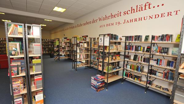 Neuer Service der Wolfenbütteler Büchereien: Bibtip