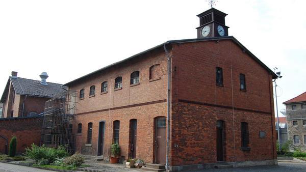 Gedenkstätte in der JVA Wolfenbüttel: Ehemaliges Hinrichtungsgebäude.